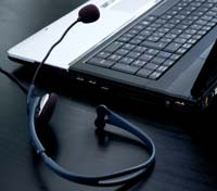 Atlanta VoIP call equipment